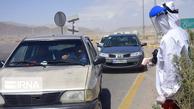 ترافیک سنگین در جاده چالوس و هراز در اولین پنجشنبه پس از رفع محدودیت تردد بین شهری