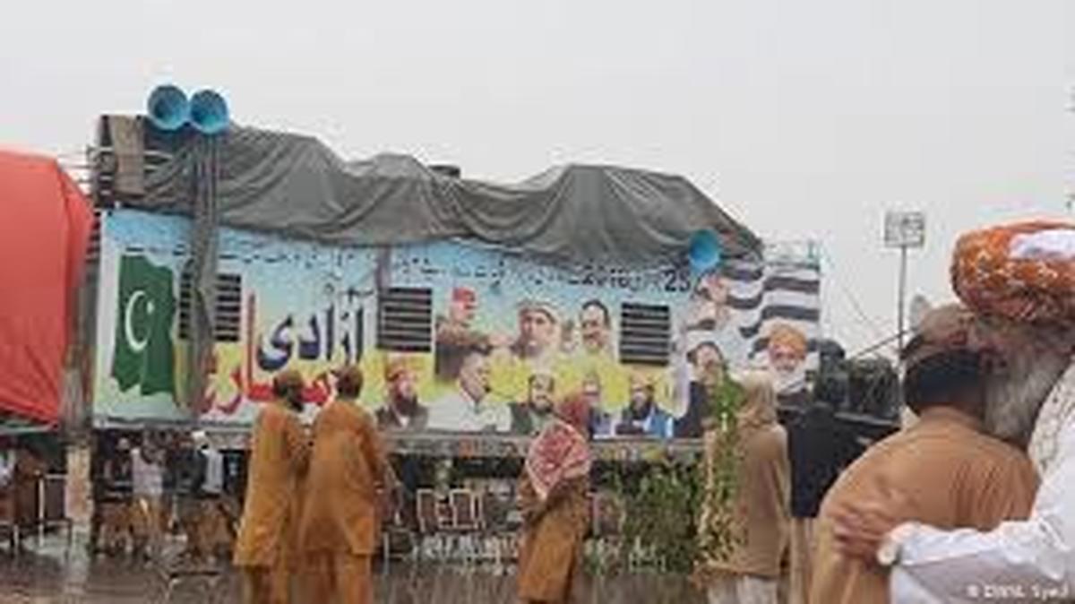 جمعات معترضان در پاکستان ادامه دارد