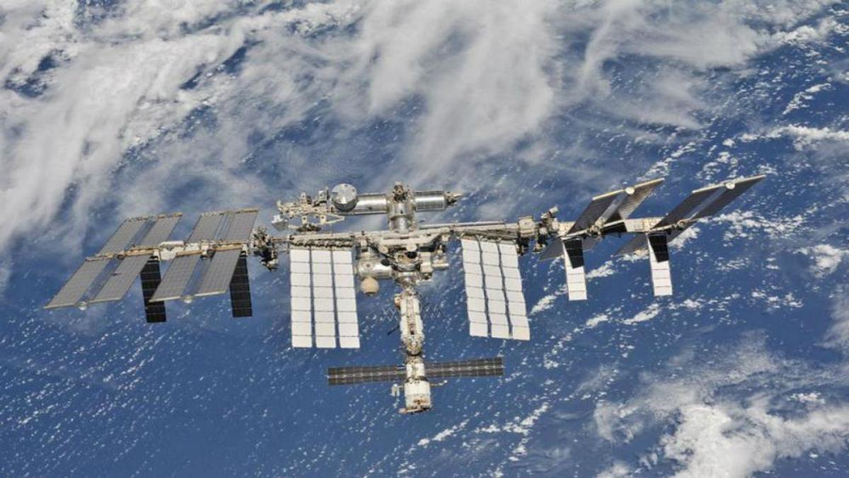 ۴ فضانورد به ایستگاه بینالمللی فضایی سفرمی کنند