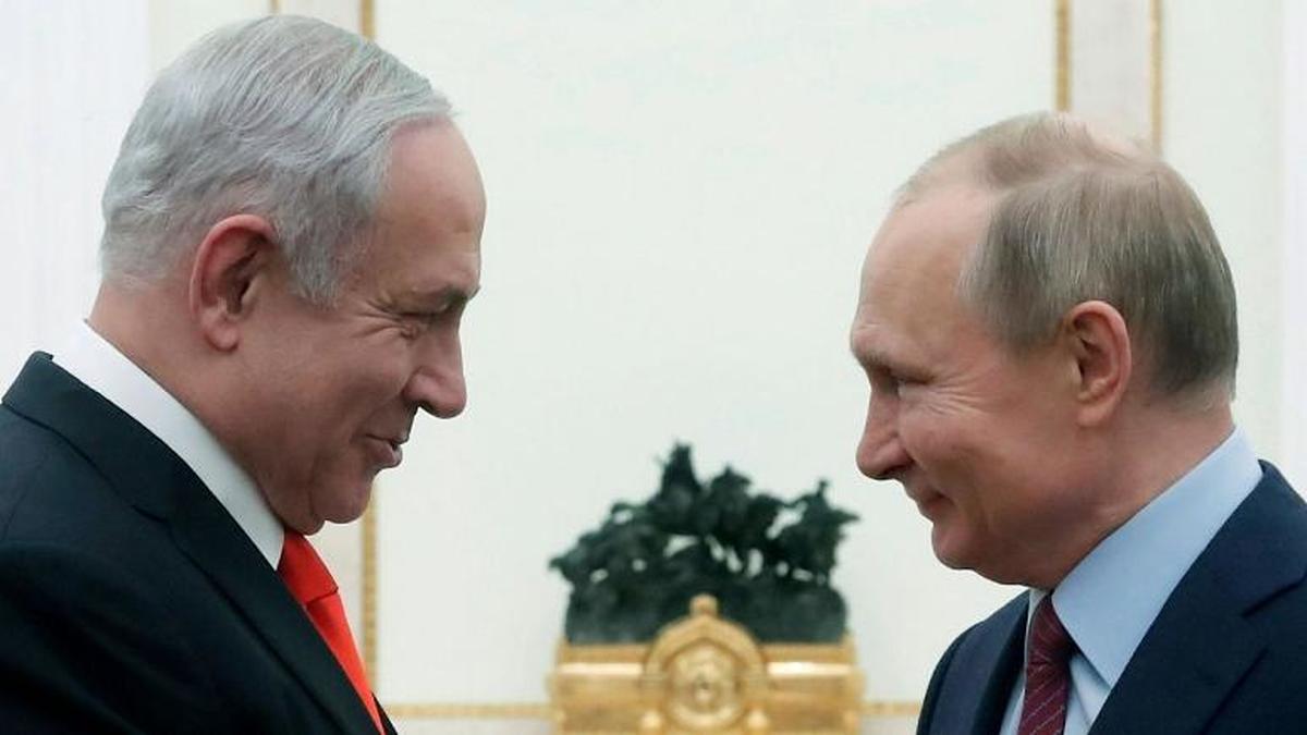 اسرائیل هزینه واکسن روسی را برای دولت سوریه به روسیه پرداخت کرد