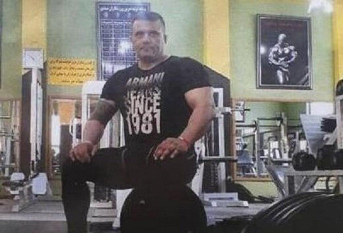 قهرمان گیلانی پاورلیفتینگ کشور به ضرب چاقو به قتل رسید