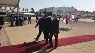 فلسطین      ورود اولین هیأت رسمی امارات به اسرائیل