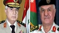 اردن با چراغ سبز واشنگتن پذیرای وزیر دفاع سوریه بود