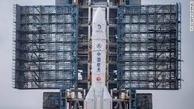 چین  سنگ و خاک را پس از 40 سال از ماه به زمین میآورد
