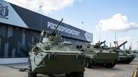 روسیه بیش از ۶ میلیارد دلار تسلیحات به خاورمیانه صادرکرد