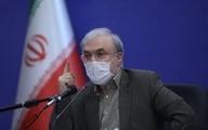 هشدار وزیر بهداشت   |   کاهش رعایت پروتکلها در خوزستان به زیر ۱۰ درصد