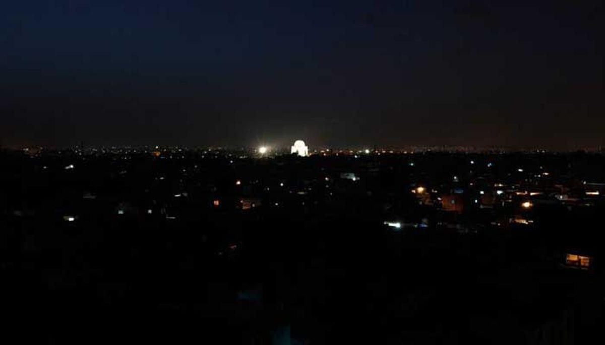 قطع گسترده برق در پاکستان