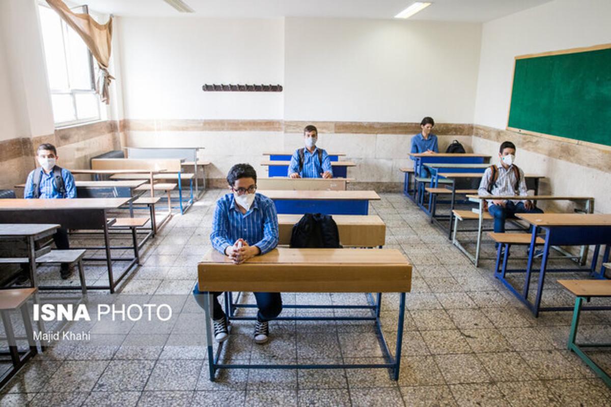 یزد   مدارس  یک هفته تعطیل شدند