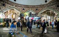 وضعیت بازار تهران در روزهای کرونایی آخر سال