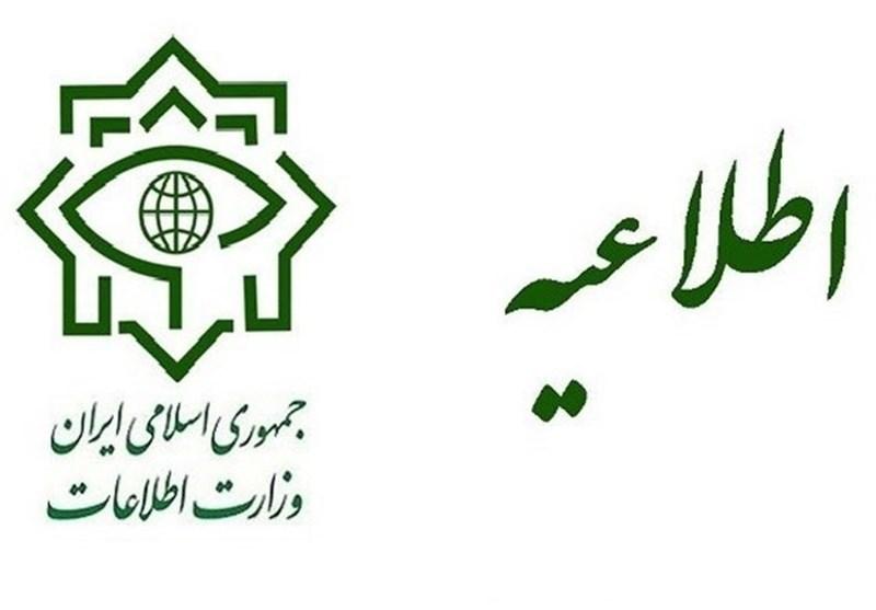 وزارت اطلاعات     دستگیری شبکه سازمان یافتهای از دلالان و سوداگران دارویی
