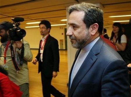 هیات مذاکره کننده ایرانی به ریاست عراقچی وارد وین شد