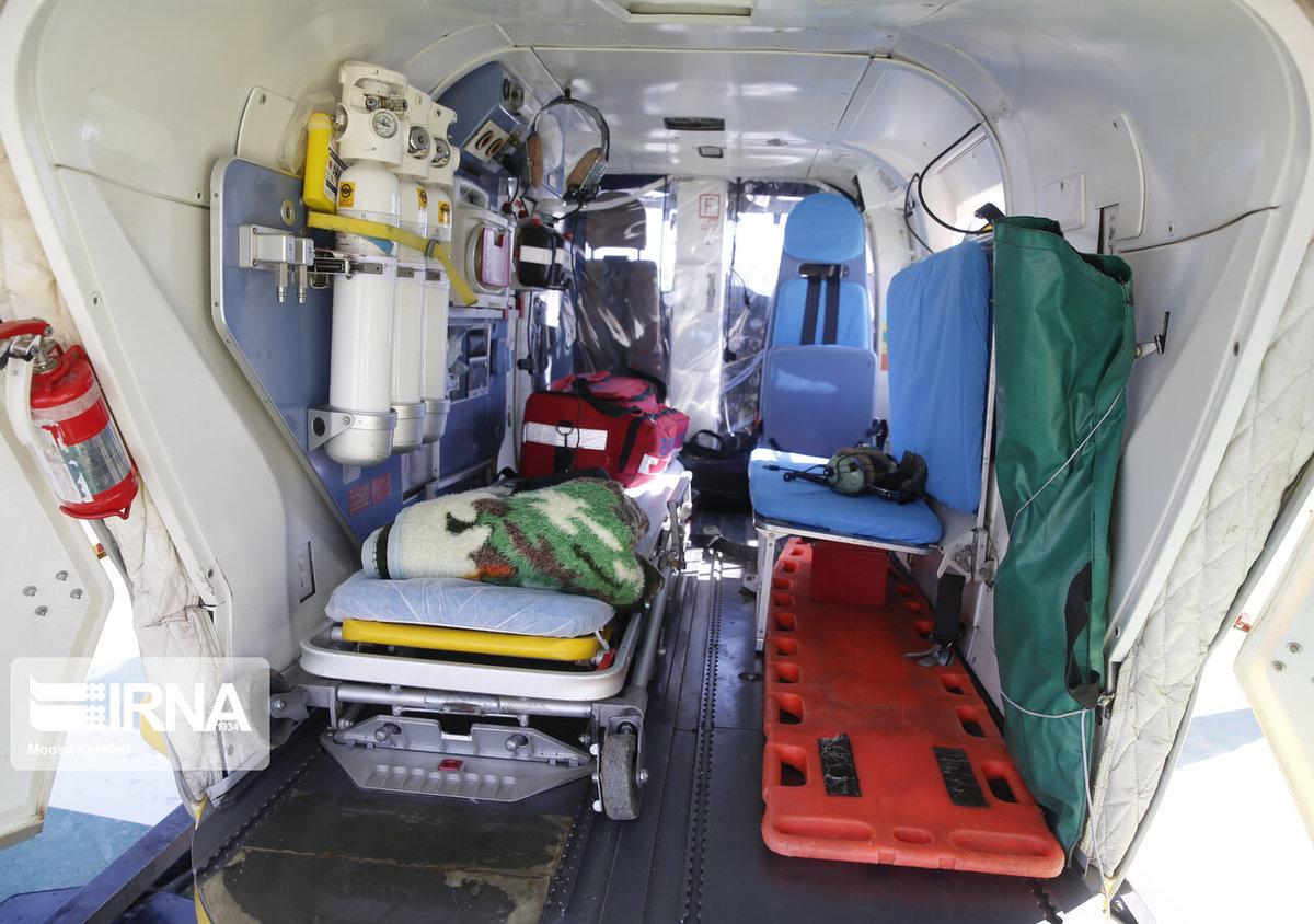 خدماترسانی اورژانس ۱۱۵ اصفهان به ۸ هزار بیمار مشکوک به کرونا