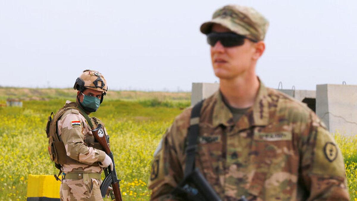 سه حمله پهپادی به اهداف حساس آمریکا در عراق