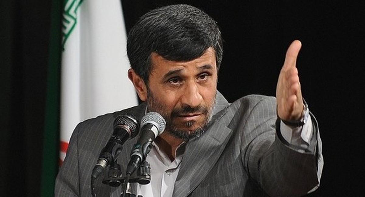 اظهارات تند احمدی نژاد به حمایت برخی از طالبان