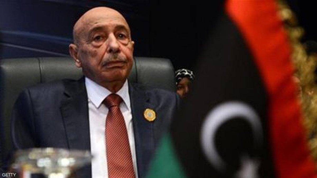 اعلام حمایت قبایل شرق لیبی از رسیدن عقیله صالح به اداره شورای ریاستی