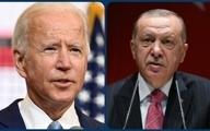 ترکیه نگران است /اردوغان می خواهداز درگیری با بایدن جلوگیری کند