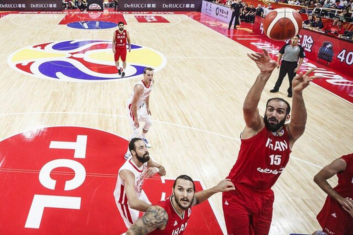 تیم ملی بسکتبال به توکیو رسید