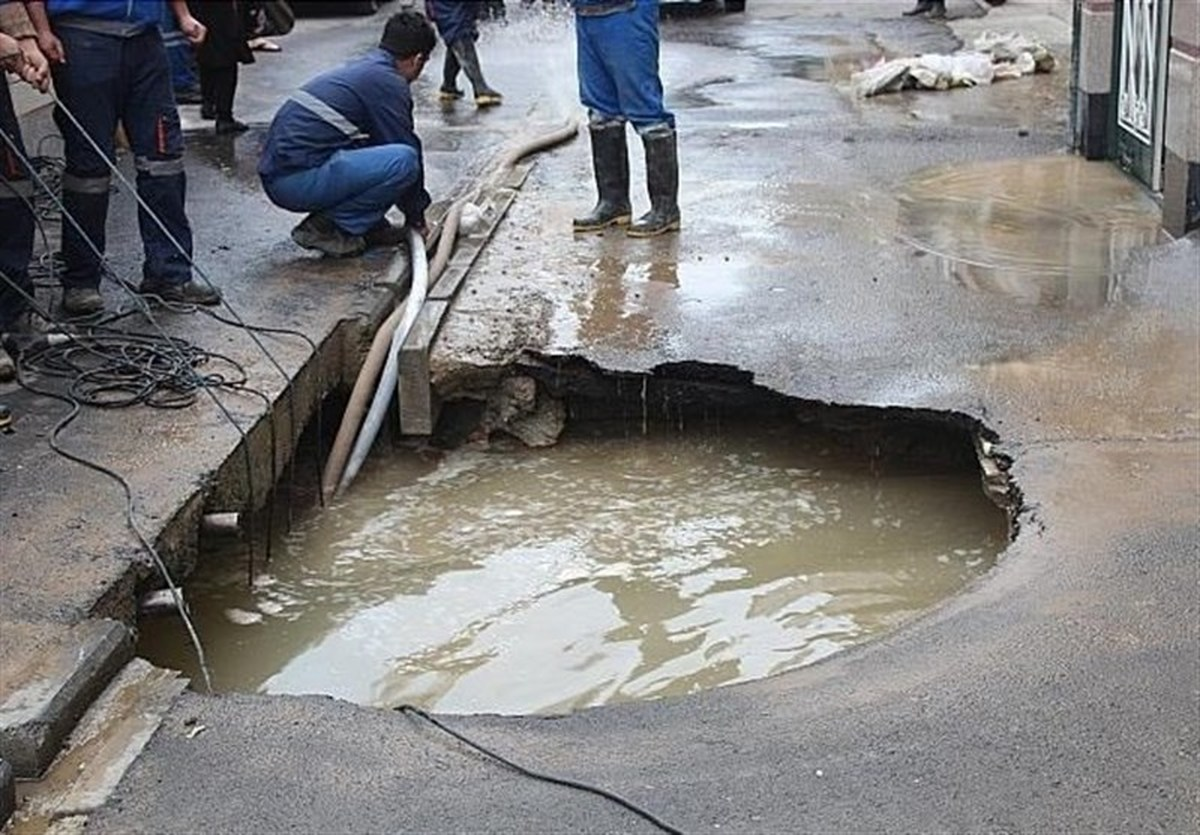 هشدار اینتللب، موسسه تحقیقاتی بینالمللی: فرونشست زمین در تهران بمب ساعتی است