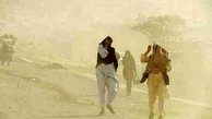 توفان ۲۶۱ نفر را در منطقه سیستان راهی بیمارستان کرد