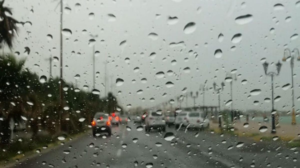 هواشناسی: بارش های پراکنده در برخی مناطق کشور
