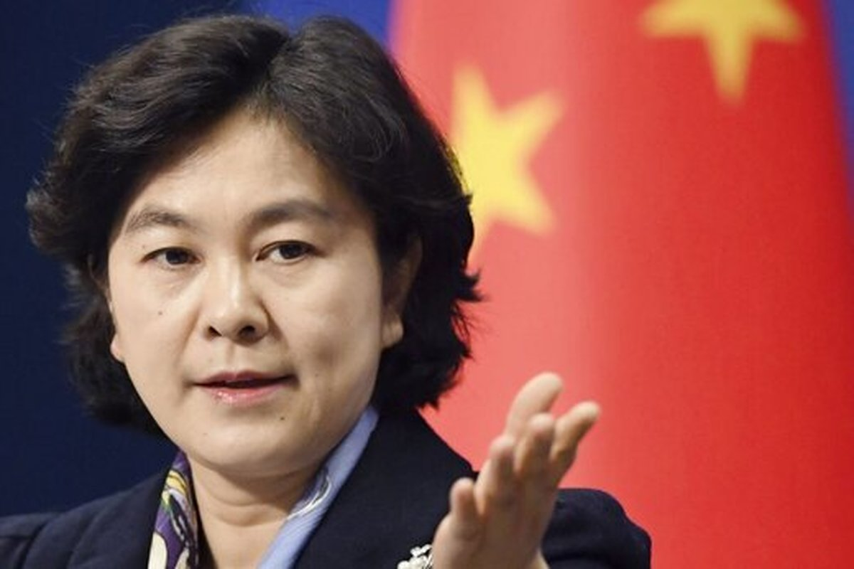 چین با طالبان در ارتباط است