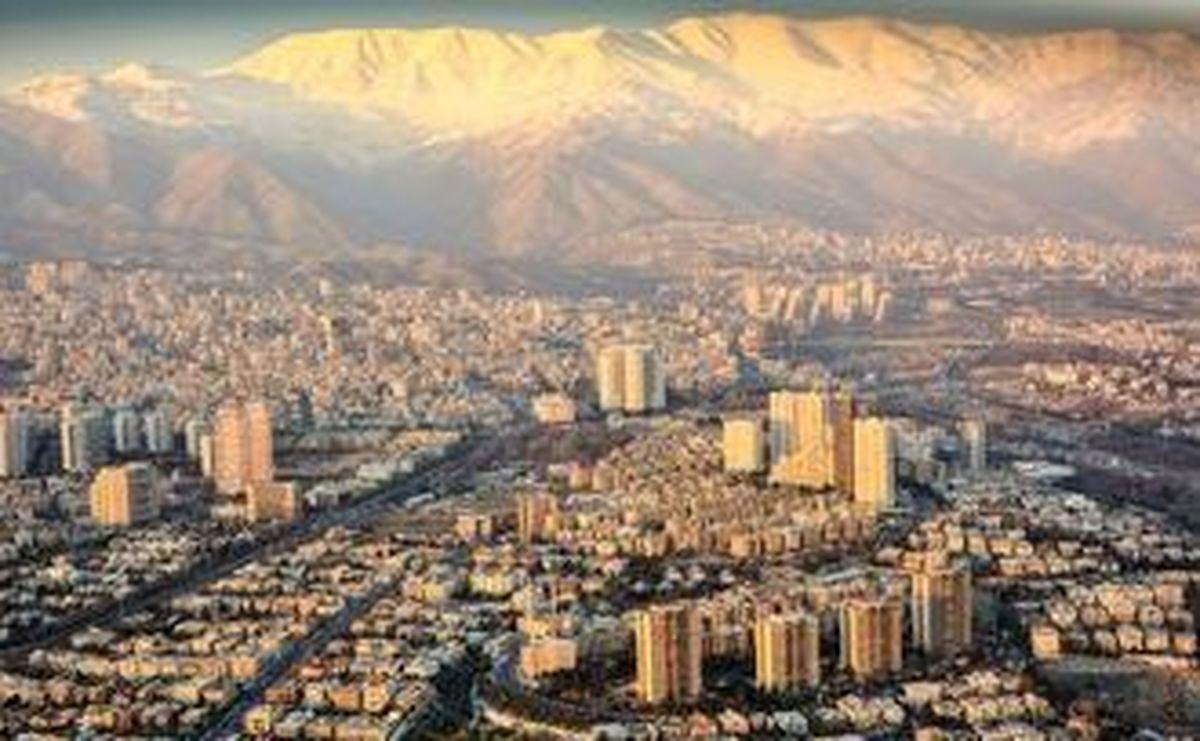 وضعیت آپارتمان های بالای ۱۵۰ هزار متر در تهران+ جدول قیمت ها