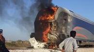 حادثه | سه کشته در حادثه ی برخورد قطار با خودروی سواری در شوش