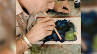 جنجال نقاشی های پسر جو بایدن   کاخ سفید در مظان اتهام
