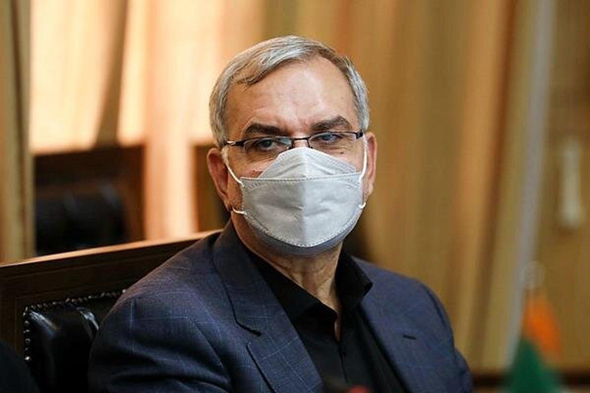 خبر مهم وزیر بهداشت ، درباره واکسیناسیون دانشجویان  و بازگشایی مدارس