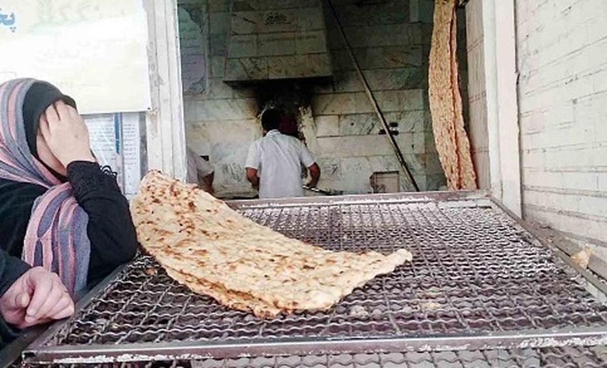 نان هم گران شد  گرانی نان به شکل غیررسمی