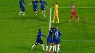 صعود چلسی و بایرن به یک چهارم نهایی لیگ قهرمانان اروپا