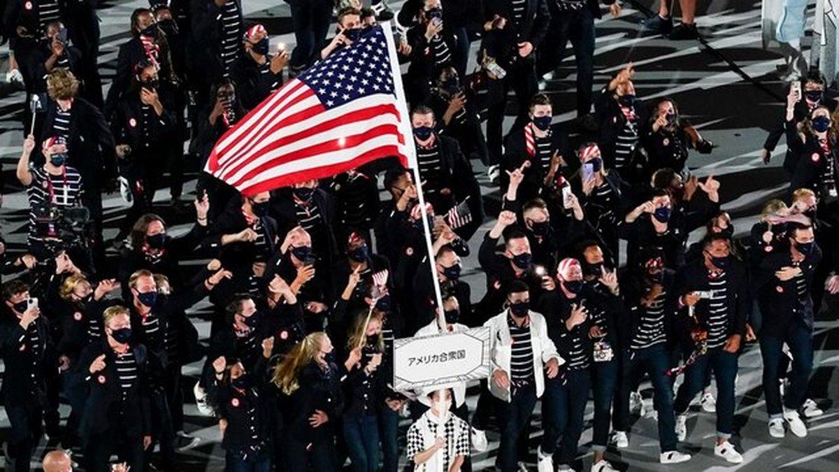 آمریکا برای اولین بار در ۵۰ سال اخیر روز اول المپیک مدال کسب نکرد