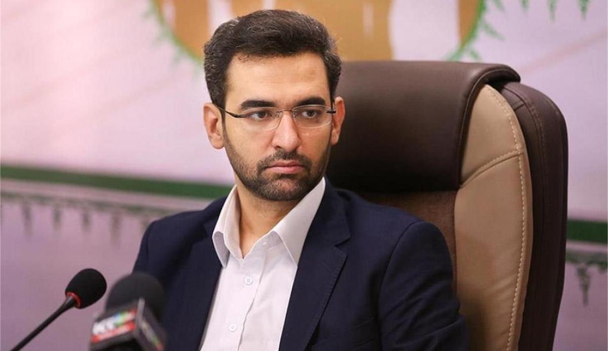 وزیر ارتباطات در پاسخ به فردی که برایش آرزوی مرگ کرد