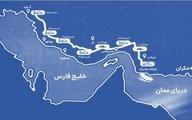 افتتاح خط لوله انتقال نفت هزار کیلومتری گوره - جاسک