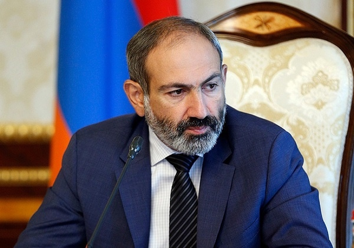 مبتلا شدن نخست وزیر ارمنستان و خانواده اش به کرونا