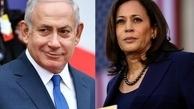 گفتگوی تلفنی کامالا هریس و نتانیاهو درباره ایران