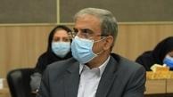 قربانیان کرونا   |   نیمی از فوتیهای روزانه کرونا مربوط به تهران است.