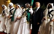 الشرق       گریه کشورهای عربی همچون یتیمها از شکست ترامپ