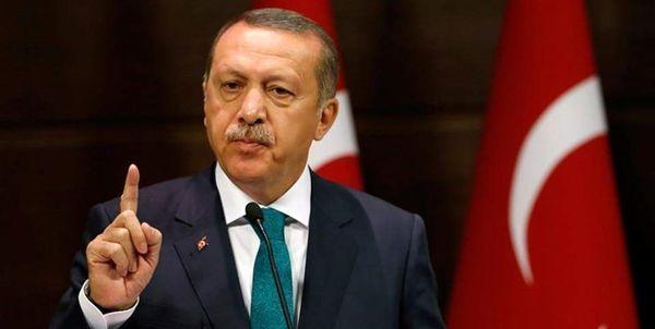 اردوغان  |  اروپا در آستانه فاجعه
