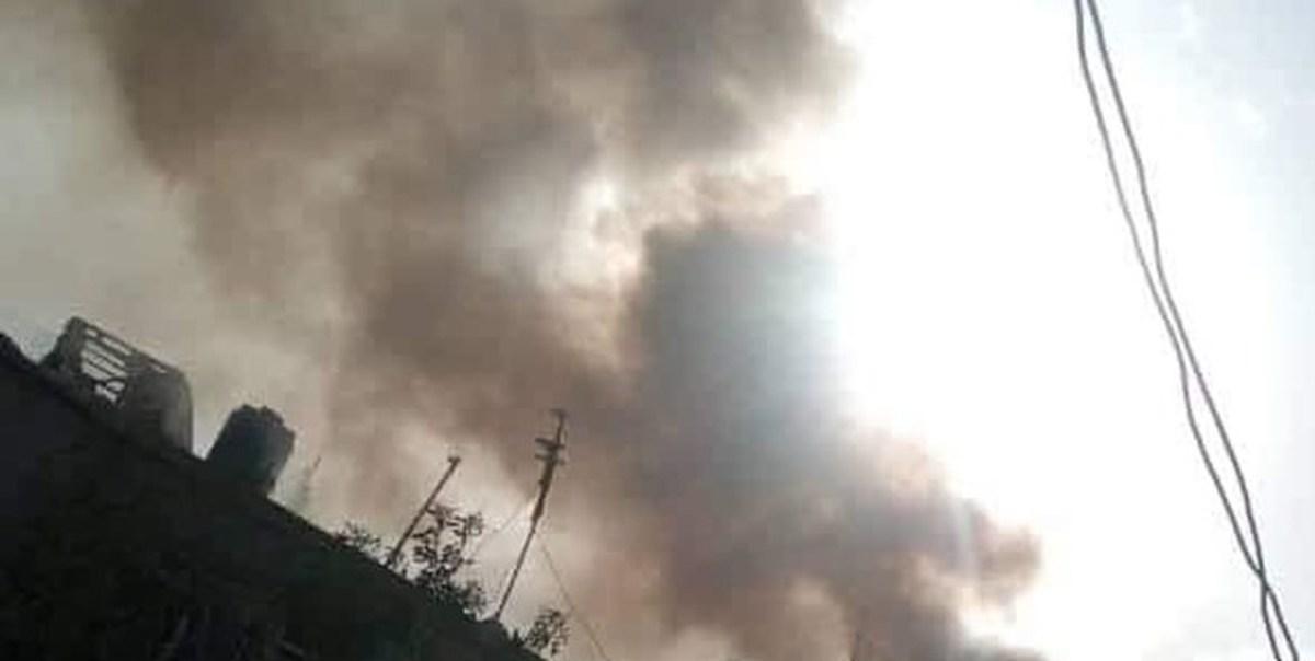 شنیده شدن صدای انفجار در فرودگاه کابل