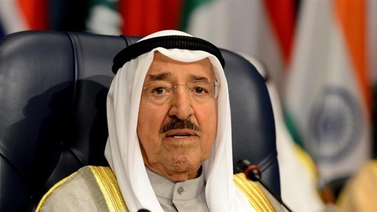 وضعیت جسمی امیر کویت باثبات است