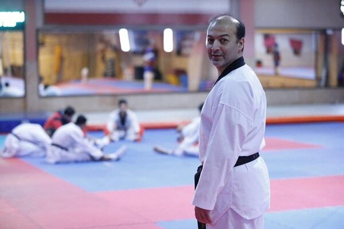 المپیک میدان متفاوتی است  هادیپور در قهرمانی آسیا مبارزه میکند