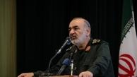 فرمانده کل سپاه: منتظر یک حرکت اشتباه از صهیونیستها هستیم تا نابودشان کنیم