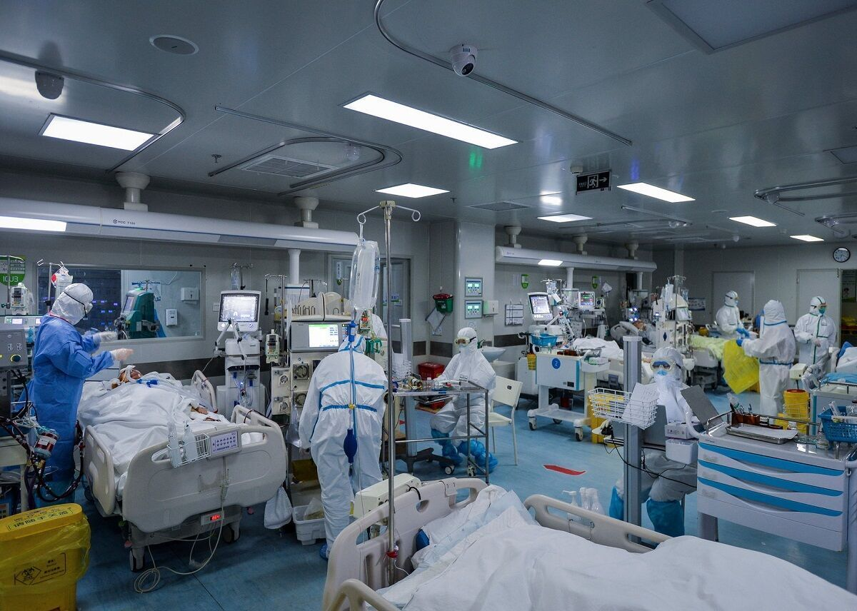 نیاز دوباره به بیمارستانهای اضطراری | کمبود تختهای بیمارستانی با افزایش بیماران