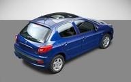 خودرو جوان پسند ، محصول ایران خودرو با سقف شیشه ای