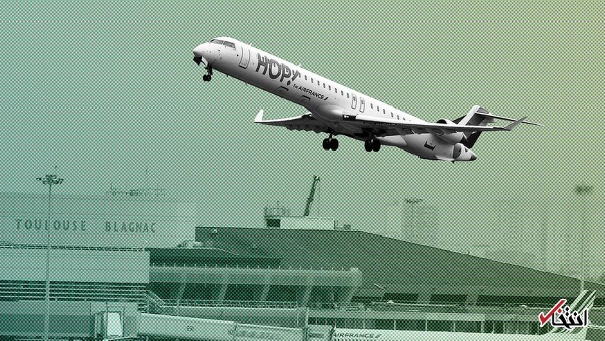المانیتور: کانادا 10 هواپیمای مسافربری CRJ به ایران میفروشد
