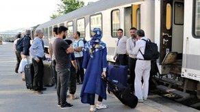 احتمال برقراری سفر ریلی تهران استانبول