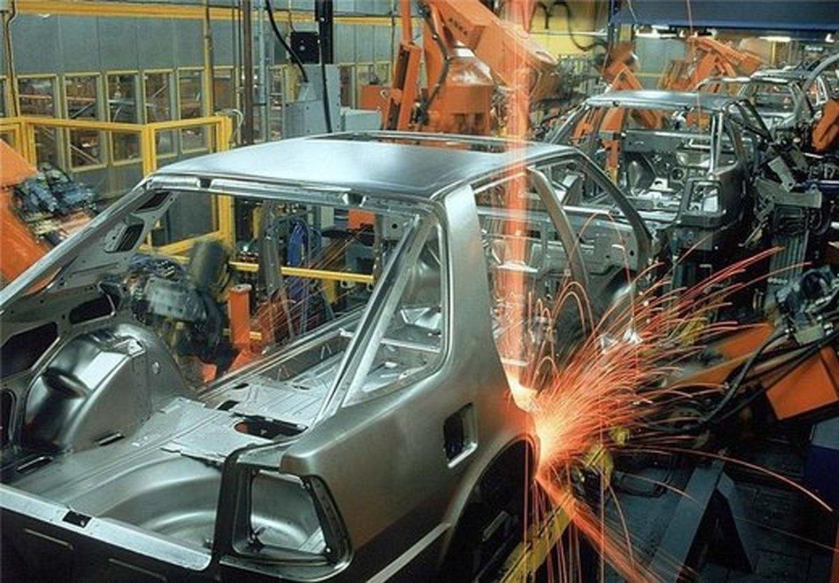 قطعه و مواد اولیه چقدر از قیمت خودرو را تشکیل می دهند؟