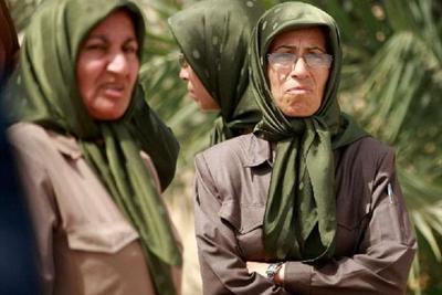 جدا شدن ۸۰۰ نفر از اعضای گروهک تروریستی  منافقین