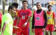 نادری:میخواهیم قهرمانیهای زمان برانکو را تکرار کنیم در دیدار مقابل عراق اولین بازی ملی خود را انجام داد